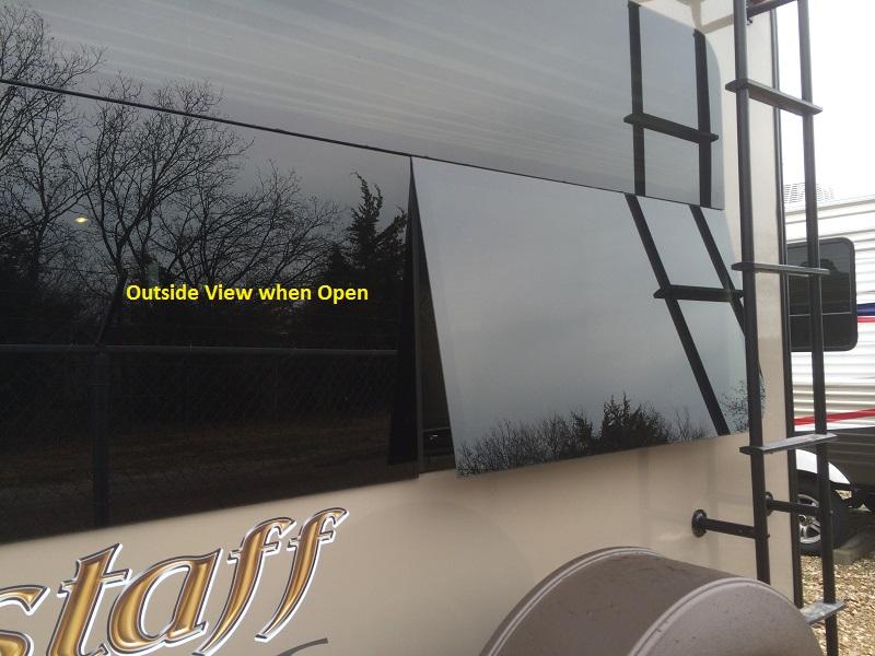 Rv Net Open Roads Forum Fifth Wheels Frameless Windows